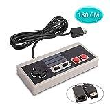 6amLifestyle Nintendo NES Classic Mini Mando con Cable de 1,8m para...