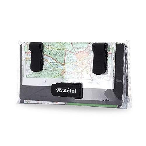 ZEFAL Unisex– Erwachsene Kartenhalter-2704000100 Kartenhalter, schwarz, one Size