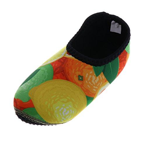FITYLE Calcetines de Deportes Aire Libre Acuáticos Ropa de Buceo Snorkel Equipo de Seguridad Mujer - Camo, M