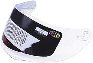 Leoie Helmet Lens,Universal Anti-Scratch Helmet Lens for AGV K3 SV K5 Motorcycle Helmet Transparent Lens