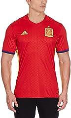 Camiseta Seleccion Espanola 1a Equipacion 2016/2017, Hombre