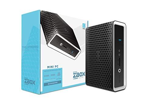 ZOTAC ZBOX CI622 Nano-Barebone Intel Core i3-10110U 2 x DDR4 SODIMM 2.5p SATA III Bay Dual 2GLAN WiFi BT DP/HDMI EU+UK Plug