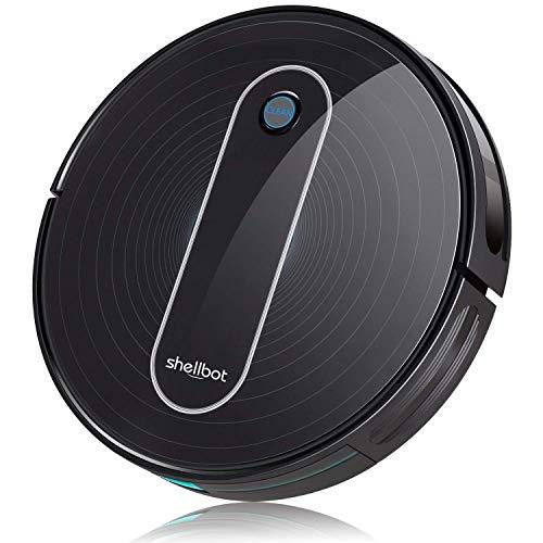Fantastic Deal! Shellbot Robot Vacuum, Robotic Vacuum Cleaner for Pet Hair, Carpet, Hardwood Floors,...
