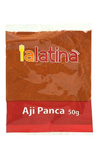Ají Panca La Latina en Polvo - 50g - Prod. Peruano
