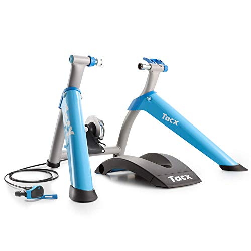 Tacx Heimtrainer Satori Smart, Blau, One Size