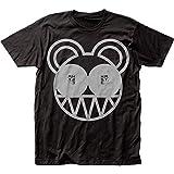 Photo de Radiohead - Tee Shirt Bio Homme Ajusté en Jersey, Small, Night