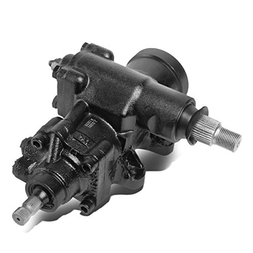 Complete Performance Power Steering Gear Box Assembly Replacement for Buick Chevy Jeep Oldsmobile Pontiac 60-76