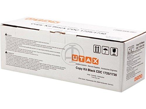 Utax CDC 1725 (6525 10010) - original - Toner schwarz - 20.000 Seiten