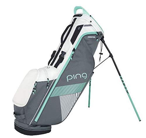 PING Women's Hoofer Lite Stand Golf Bag 2018 (Set of 2)