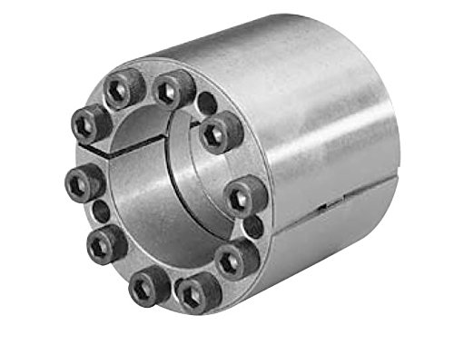 Lovejoy 2600 Series Shaft Locking Device, Metric, 48 mm shaft diameter x 80mm outer diameter of shaft locking device