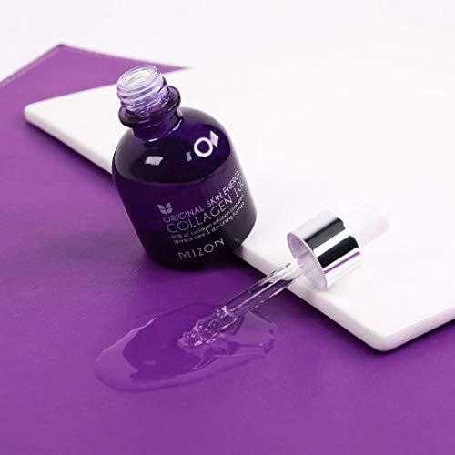 Mizon Original Skin Energy, Collagen 100, Facial Care, Moisturizing Ampoule (Collagen Ampoule 30ml)