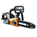 Worx WG322 20V Cordless Chainsaw with Auto-Tension (Renewed)