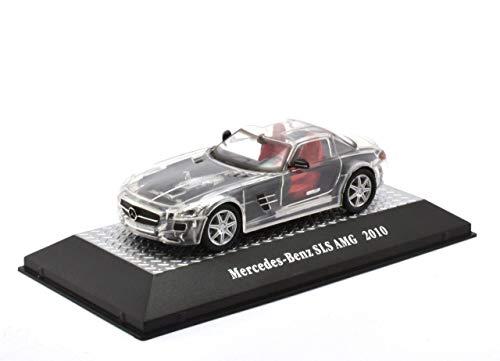 Voitures Mythiques Atlas 1//43 Mercedes Benz SLR Mclaren 2003