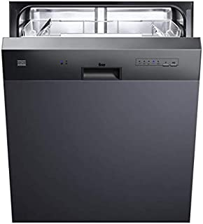 Teka Built-In Dishwasher 60cm DW9 55 S, 5 Washing programs, 4 Washing temperatures, Fast program 38 minutes