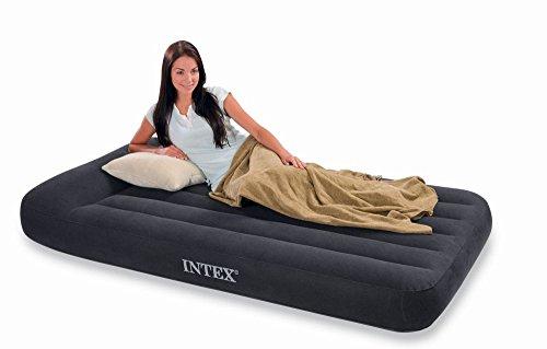 Intex Twin Pillow Rest Classic Luftbett 99x191x23cm Gäste Camping