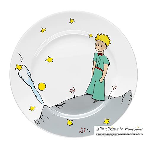 WMF Der kleine Prinz Kindergeschirr Kinderteller 19,0 cm, Porzellan, spülmaschinengeeignet, farb- und lebensmittelecht