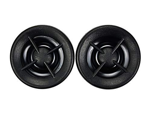 WNJ-TOOL, 2 stücke 1 Zoll Auto Audio-Lautsprecher-Hochtöner-Lautsprecher mit 3.3uß-Kondensator 8OHM 10W Neodym Magnetic 14 Kernspulen-Reparaturteile