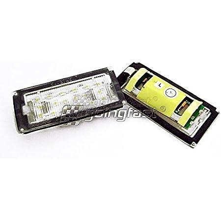 Led Kennzeichenbeleuchtung Mit Zulassung Canbus Plug Play V 030101 Auto