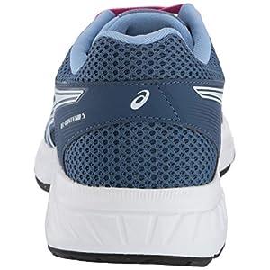 ASICS Women's Gel-Contend 5 Running Shoes, 12M, Grand Shark/White