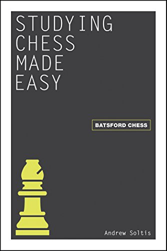 Studying Chess Made Easy (English Edition)