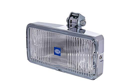 HELLA 1ND 003 590-401 Halogen-Nebelscheinwerfer - Classic 181 - 12/24V - Anbau - links/rechts