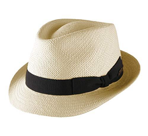 Classic Italy - Panamahüte Original Cubano - Size 53 cm - Naturel