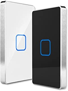 Aeon Labs Touch Panel One Button for Micro Switch Black AL-001 BL by Aeon Labs