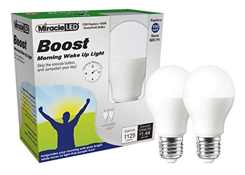 Miracle LED Boost Morning Wake Up Light