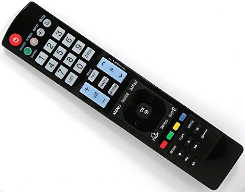 Ersatz Fernbedienung für LG TV 32LE4500 32LE530 32LE5300 32LE5300ZA 32LE5310 32LE531C 32LE5400 32LE5700 37LE4500