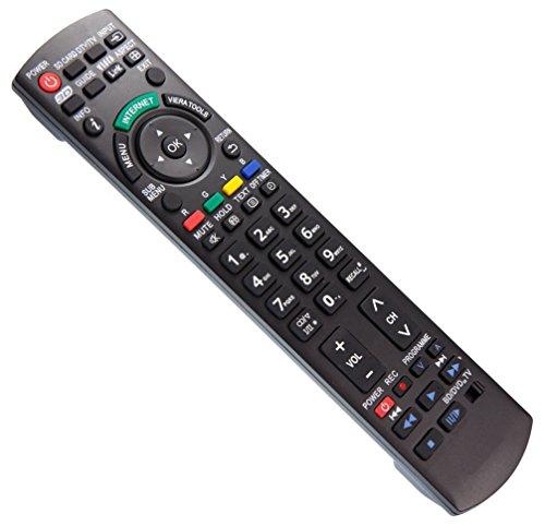 Ersatz Fernbedienung passend für Panasonic N2QAYB000715