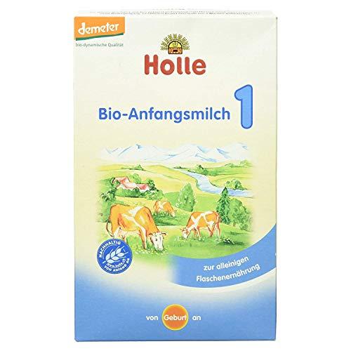 Holle Lait pour Nourrissons Biologique 400 g
