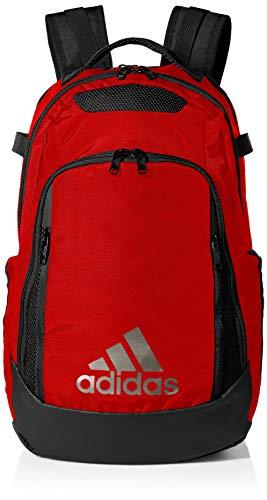 adidas Unisex-Erwachsene 5-Sterne-Team-Rucksack, Unisex-Erwachsene, Rucksack, 5-star Team Backpack, Team Power Rot, Einheitsgröße