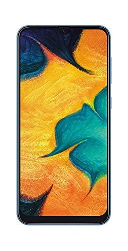 Smartphone Samsung Galaxy A30, 64Gb, Tela 6.4'', Azul, Sm-A305Gzbrzto