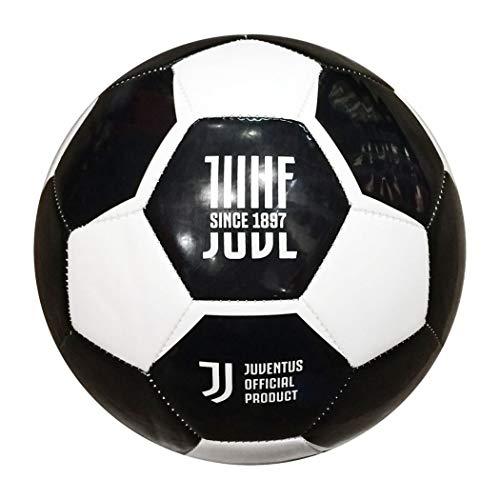 Pallone Calcio Juventus di Cuoio Misura 5 Prodotto Ufficiale 100%