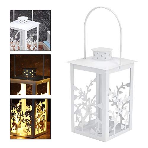 Seacanl Cadena de Luces LED de Estilo Retro, candelabro de luz LED, Que Toma como candelabro, Sala de Estar, Dormitorio, decoración del hogar