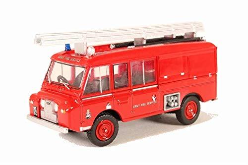 Oxford Diecast 76LRC004 Land Rover FT6 Carmichael Armee Feuerwehr Service