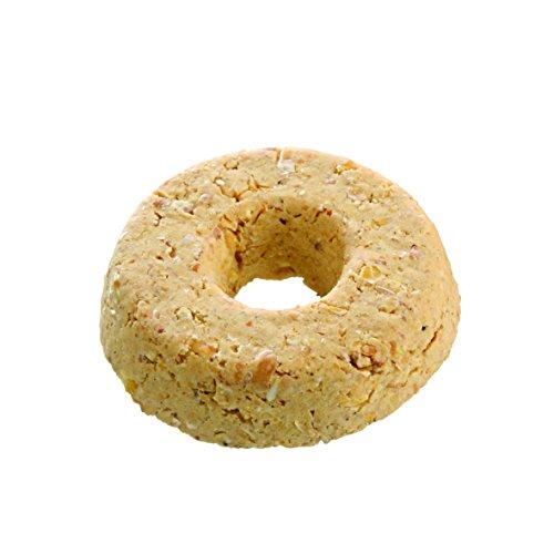 Monties Pferdeleckerlis, Maiskeimringe, Gebacken, Größe ca. 4,5 cm Durchmesser, Genießer-Kekse, 10 kg