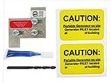 GE-200A GE General Electric Generator Interlock Kit for 150 or 200 amp Main Breaker Panel