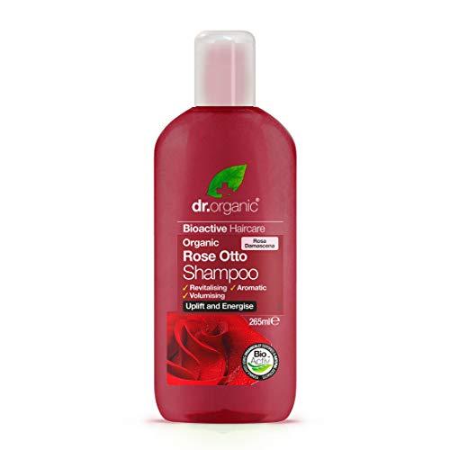 Dr. Organic Shampooing à la Rose Bio 265 ml
