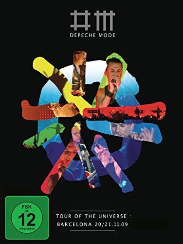 Depeche Mode - Tour Of The Universe/Barcelona 20./21.11.09 [2 DVDs]