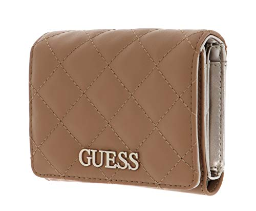 Guess Illy SLG Small Trifold Beige