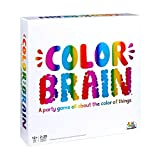 Colorbrain - Award-Winning Family Board Game - Family Board Games for Kids and Adults - Clever Questions and Colorful Answers