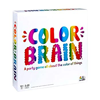 Colorbrain  Award-Winning Family Board Game | Crafty Questions and Colorful Answers