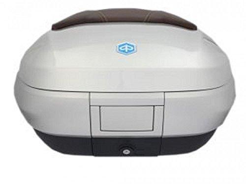Piaggio Topcase Kit Large MP3 500 silber pulsar 711/B (50 Liter)