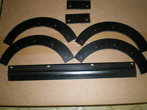 Why Choose USA SNOWTHROWER Paddle Set & Scraper BAR Snapper LE-17 6-1215 17″ SNOWBLOWER