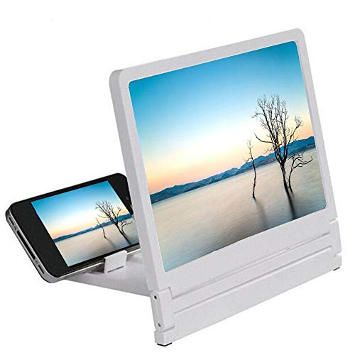 DRUMSTONE (Festive Season Offer) Screen Mobile Enlarged | 3D Screen Projector | Magnifier Eye-Protective/Foldable/Lightweight/Anti-Radiation | Easy to Carry