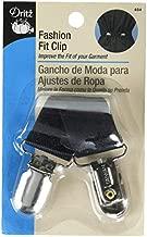 Dritz 484, Fashion Fit Clip, Black