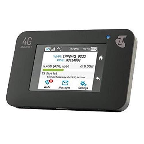 Netgear Débloqué Aircard 790S (AC790S) 4G Mobile Wi-Fi Hotspot avec Super  rapide 4G + LTE, Portable Pocket Wifi routeur adapté à la voiture, voyage,