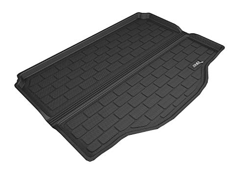 3D MAXpider M1BC0161309 Custom Fit All-Weather Cargo Liner for Select Buick Encore/Chevrolet Trax Models - Kagu Rubber (Black)