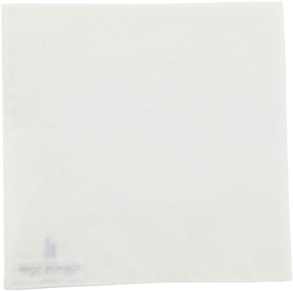 New Fiori Di Max 76% OFF Lusso White Solid Square 2021 new x 12